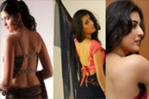 tollywood hot backless beauties