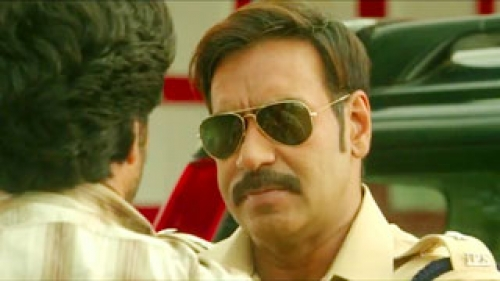 singham returns theatrical trailer