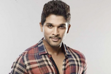 Allu Arjun turns Vegeterian