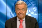 Antonio Guterres appointed UN Secretary-General!
