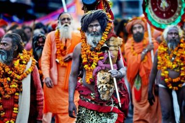 Kashmir celebrates Maha Kumbh after 75 years
