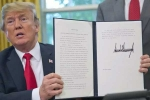 Trump Signs Executive Order to End Family Separations at U.S. Border