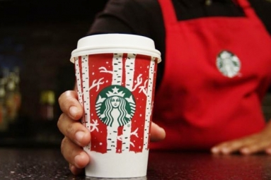 Get free Starbucks coffee in Bay Area!