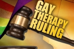 California Senate Set To Move Gay Conversion Therapy Limitations