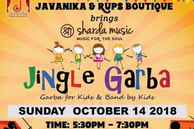 Jingle Garba 2018
