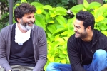 NTR - Trivikram Film Locked