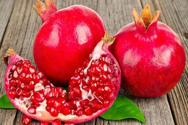 Help fight ageing with Pomegranates!