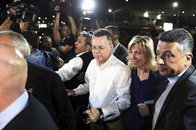 Trump to Meet American Pastor Freed by Turkey