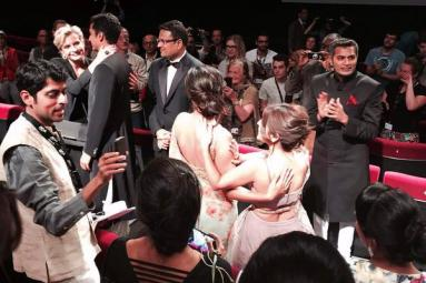 Masaan gets 5 minute Applause at Cannes 2015