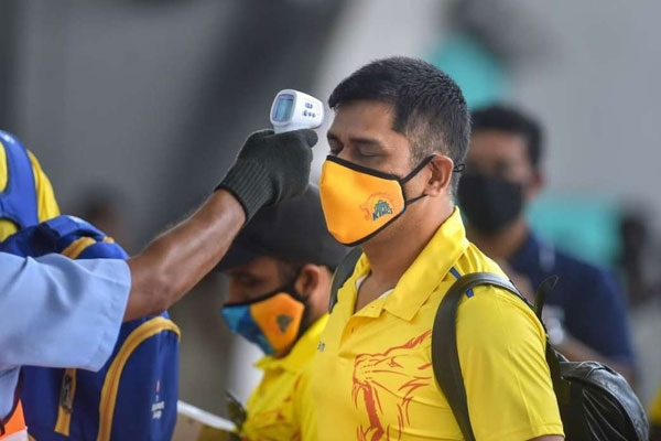 CSK Indian player, 11 support staff test positive for COVID-19